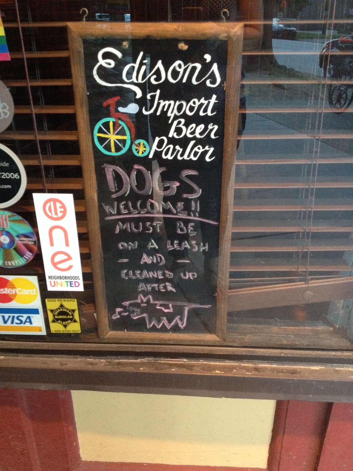 Dog Friendly Spotlight: Edison's