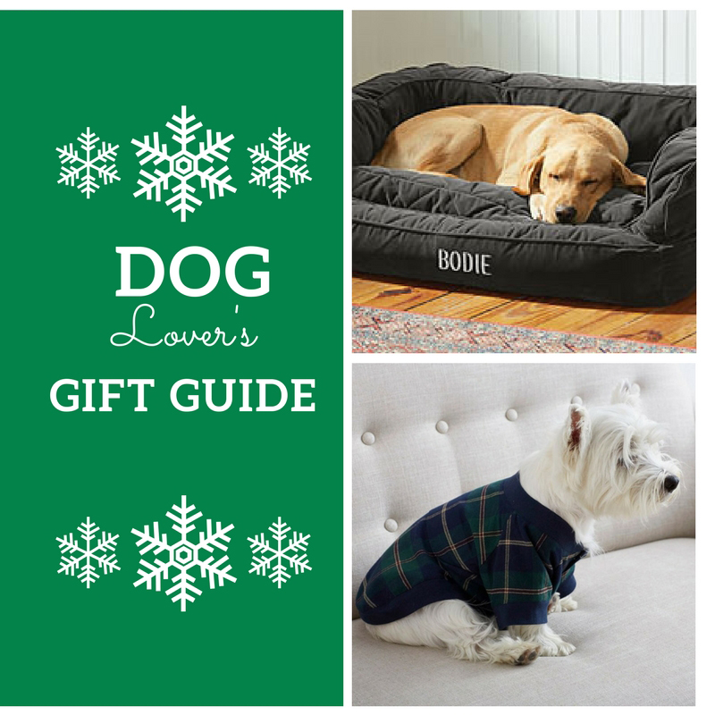 The Official 2017 Dog Lover's Gift Guide
