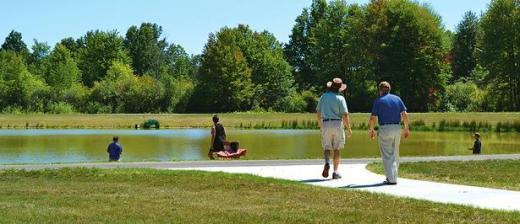 Photo courtesy of Medina County Parks.