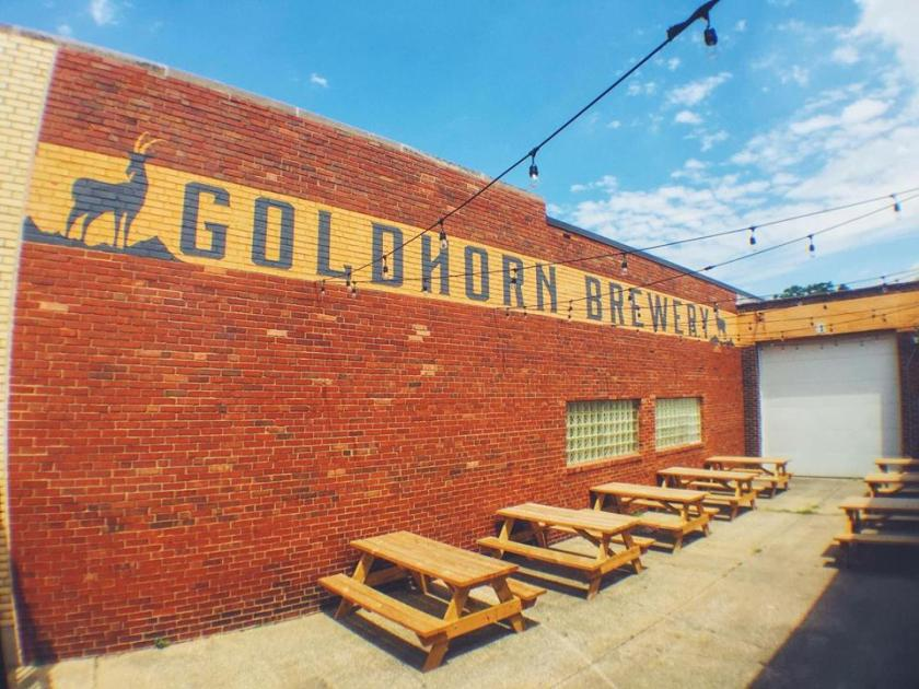 Photo courtesy of Goldhorn Brewery.