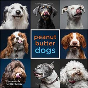 Greg's book, Peanut Butter Dogs.