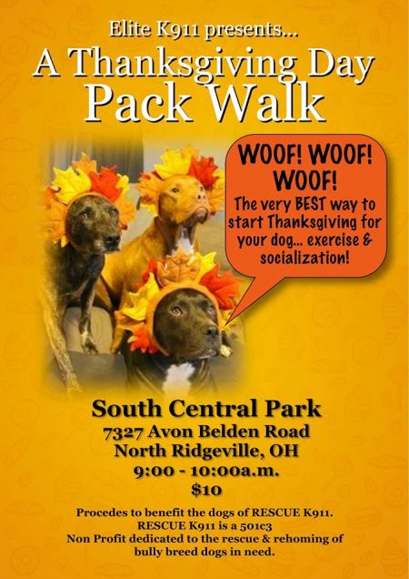 pack walk
