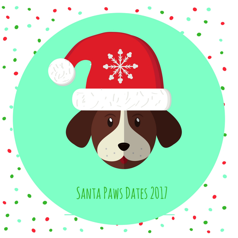Santa Paws is Coming to Town (2017 dates)